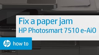 Unboxing and Setting Up the HP Photosmart 7520 e-All-in-One