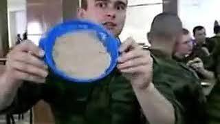 Еда солдата в армии