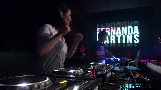 Hot Stuff 016 with Fernanda Martins: LIVE at NB Club, Coimbra, Portugal (JUN/2018)