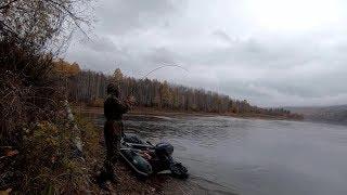 Рыбалка на реке илга иркутская областье