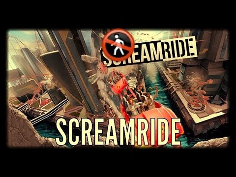 Видео № 1 из игры ScreamRide [X360]
