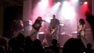 Chris Laney and Zinny Zan live @ Stockholm Rock Out 2010-09-10