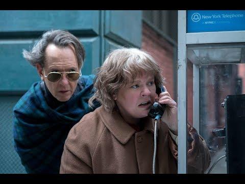 Meerpaal-bioscoop draait waargebeurde verhaal 'Can You Ever Forgive Me?'