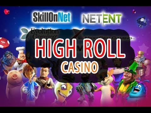 Highroller Casino! Slots online