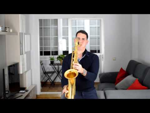 Say you Won`t let go - Sax Cover