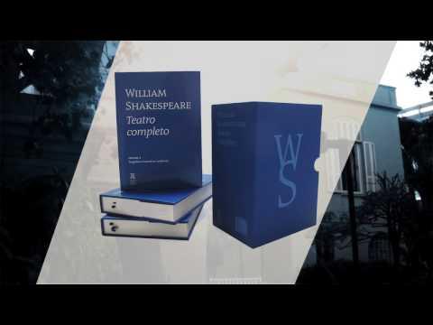 Teatro Completo de Shakespeare, por Liana Lea?o