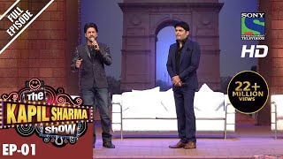 The Kapil Sharma Show  दी कपिल शर्मा शोEpisode 1FAN Special With Shah Rukh Khan23rd April 2016