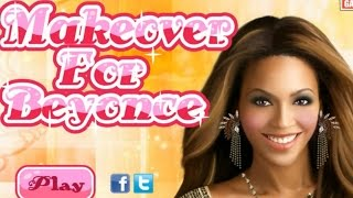 Makeover For Beyonce-Pop Star Game-Girl Game Special Edition