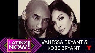 ¿Quién es Vanessa Bryant, la viuda de Kobe Bryant? | @Latinx Now! | Entretenimiento