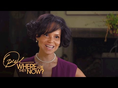 , title : 'Victoria Rowell on Being Raised in Foster Care | Where Are They Now | Oprah Winfrey Network'