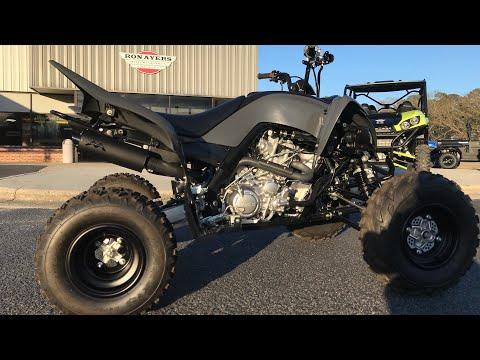 2018 Yamaha Raptor 700R in Greenville, North Carolina - Video 1