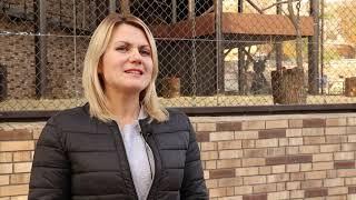 Вольєр 10 метрів заввишки та окремі домівки: хижі пернаті отримали апартаменти в Харківському зоопарку