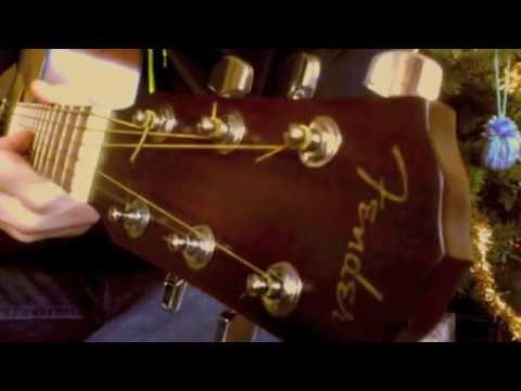 Acoustic Guitar Instrumental - Silent Night