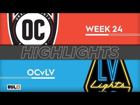 Оранж Каунти Блюз - Las Vegas Lights 3:0. Видеообзор матча 18.08.2019. Видео голов и опасных моментов игры