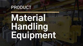 Material Handling Equipment Offshore youtube video