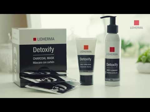 Detoxify: Piel libre e hidratada