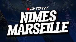 🔴 [ LIVE ] NIMES - MARSEILLE // Club House ( Nîmes - OM )