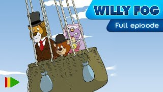 Willy Fog - 03 - The Mysterious Mademoiselle  | Full Episode |