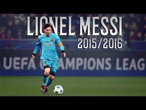 Lionel Messi - Skills & Goals & Assists - 2015/2016