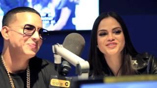 Daddy Yankee y Natti Natasha presentan 'Otra Cosa' /Univision Radio