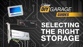 Newegg DIY Garage: Storage Solutions