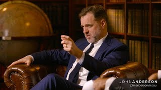 Conversations with John Anderson: Featuring Niall Ferguson