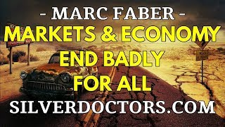Cash In Stock Market Profits, Buy Gold & Silver And Wait It Out | Marc Faber