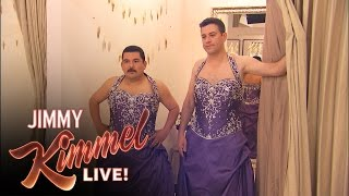 Bachelorette Kaitlyn Goes Wedding Dress Shopping with Jimmy and Guillermo