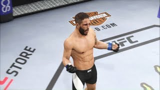 UFC 2 - Чарльз Оливейра против Чеда Мендеса