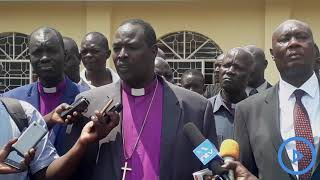 Archbishop Ole Sapit says ACK fully supports the government's war