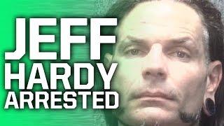 WWE Superstar Jeff Hardy Arrested | Bray Wyatt Return Update