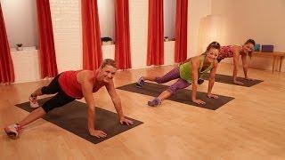 10-Minute Flat Abs Workout | Class FitSugar by POPSUGAR Fitness