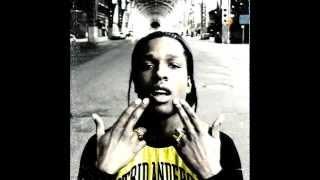 ASAP Rocky feat Trey Songz - Same Bitch.