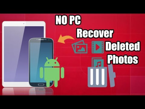 How To Recover Deleted Photos From Your Galaxy S3,S4,S5,S6,S6 Edge, S7,S8,S8 Plus(No Root)