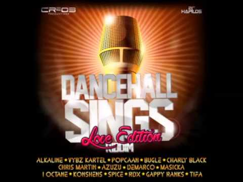 Vybz Kartel | Mavado | Popcaan & More – Dancehall Sings Riddim Mix (Love Edition) – February 2015