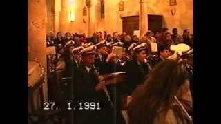 preview picture of video 'Filarmonica Castellina in Chianti Festa di S.Cecilia anno 1991'