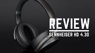 Review: Sennheiser HD 4.30 Kopfhörer  (deutsch/german)