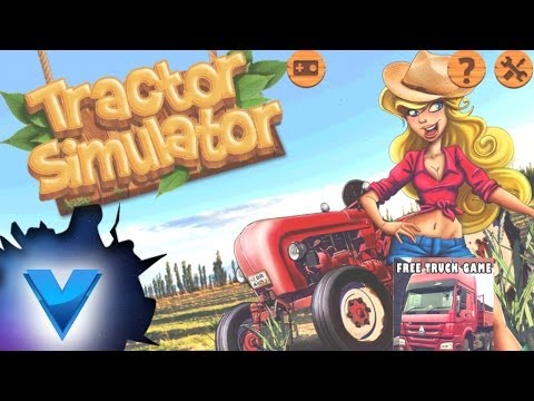 Video of 3D Tractor Simulator Farm Game
