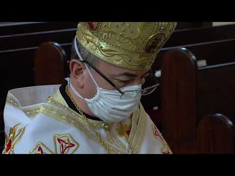 Eparchiálna odpustová slávnosť z Gréckokatolíckeho chrámu sv. veľkomučeníka Juraja v Slovinkách