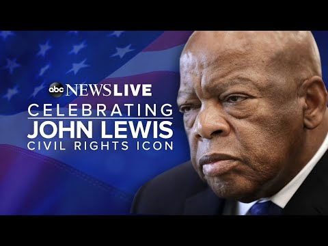 LIVE – John Lewis Funeral: President Obama to deliver eulogy for civil rights icon   ABC News