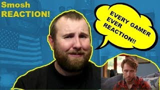 Smosh REACTION! EVERY GAMER EVER REACTION!!