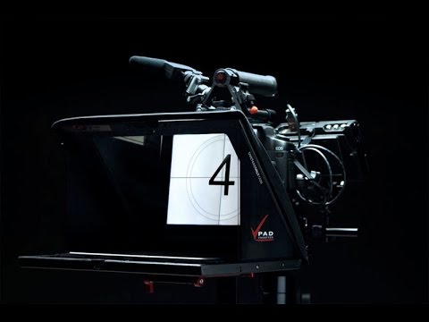 Pad Prompter - Portable Teleprompter