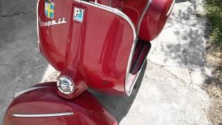 Vespa 180 SS Original Condition