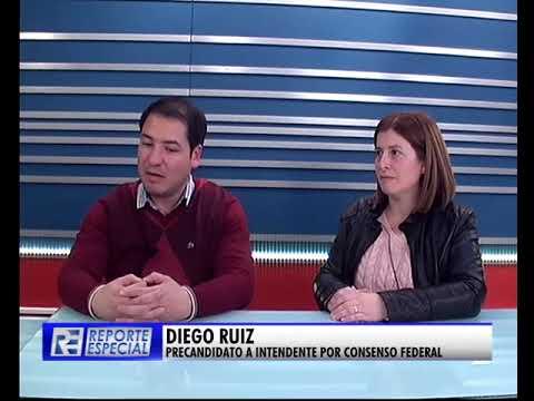 """Diego Ruiz: """"La ciudad tiene un gran futuro desde lo productivo"""""""