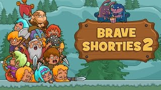 "Brave Shorties 2 ""Более храбрые коротыши"" с Леммингом и Банзайцем"