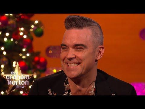 Robbie Williams o vymyšlené vánoční tradici a parodie na Star Wars