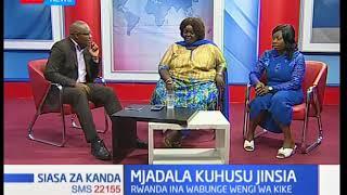 Siasa za Kanda: Mjadala kuhusu jinsia na changamoto zinazowakumba wanawake