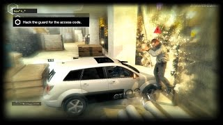 Watch Dogs Creative Stealth Kills (Pure E3 2012 Mod)1080p60Fps