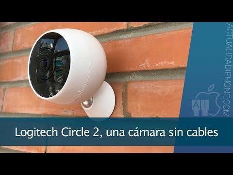 Logitech Circle 2, una cámara de seguridad sin cables