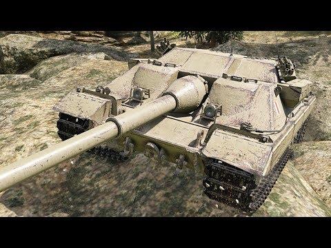 Танкосмотр2019 #34. Британия. ПТ-САУ (веткa Badger) | World of Tanks